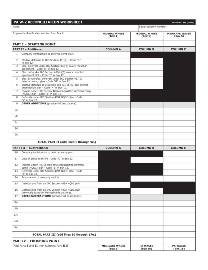 Personal Use Of Company Vehicle Worksheet - Getadating