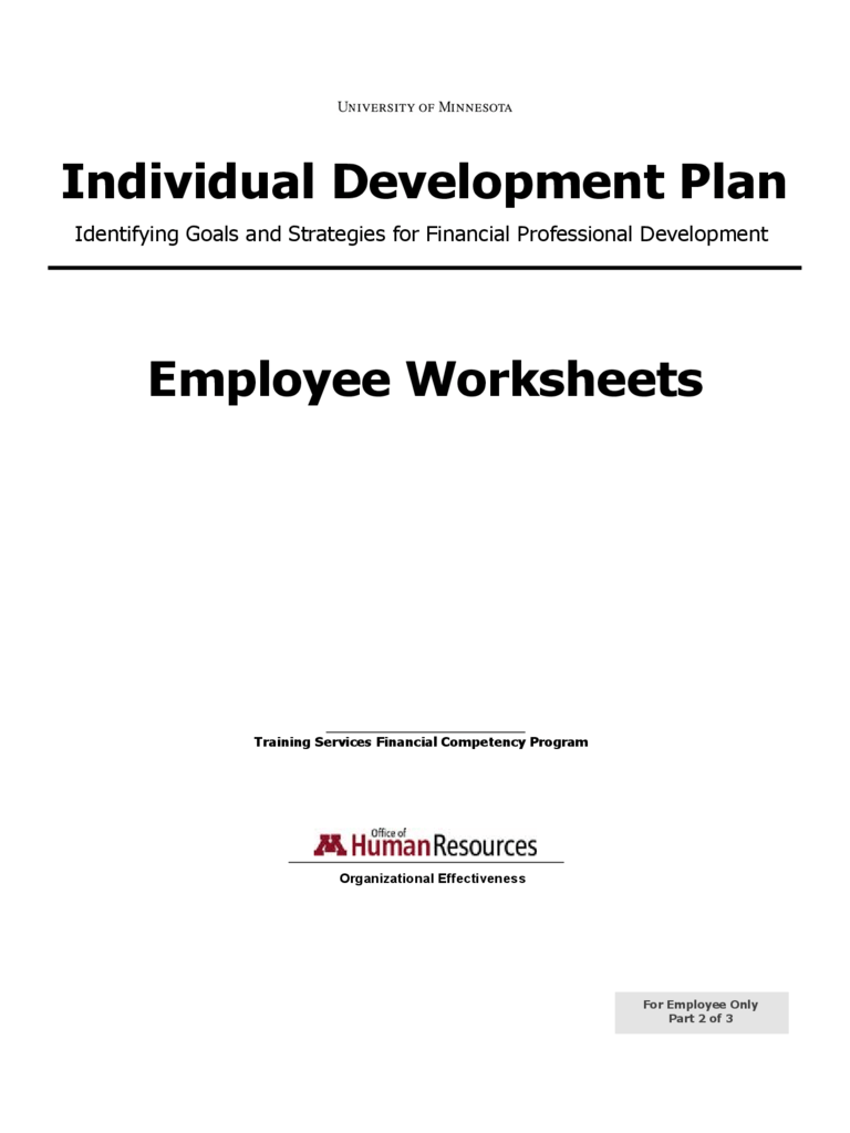 employee personal development plan template dialysis nurse cover