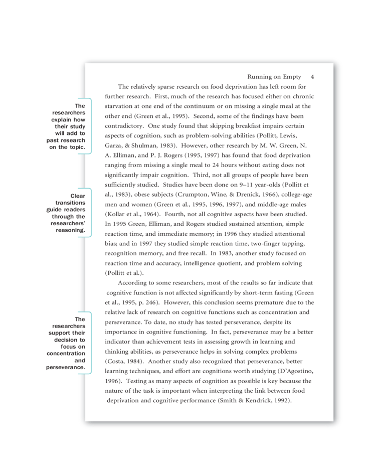 term paper proposal template