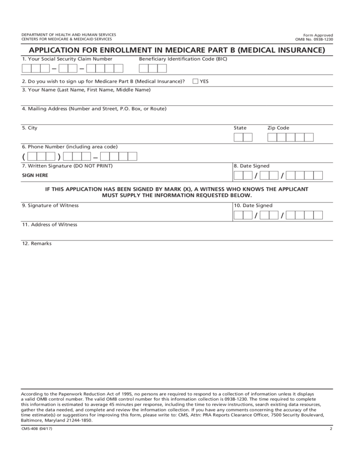 Medicare Extra Help Application Form | Resume Objective Job