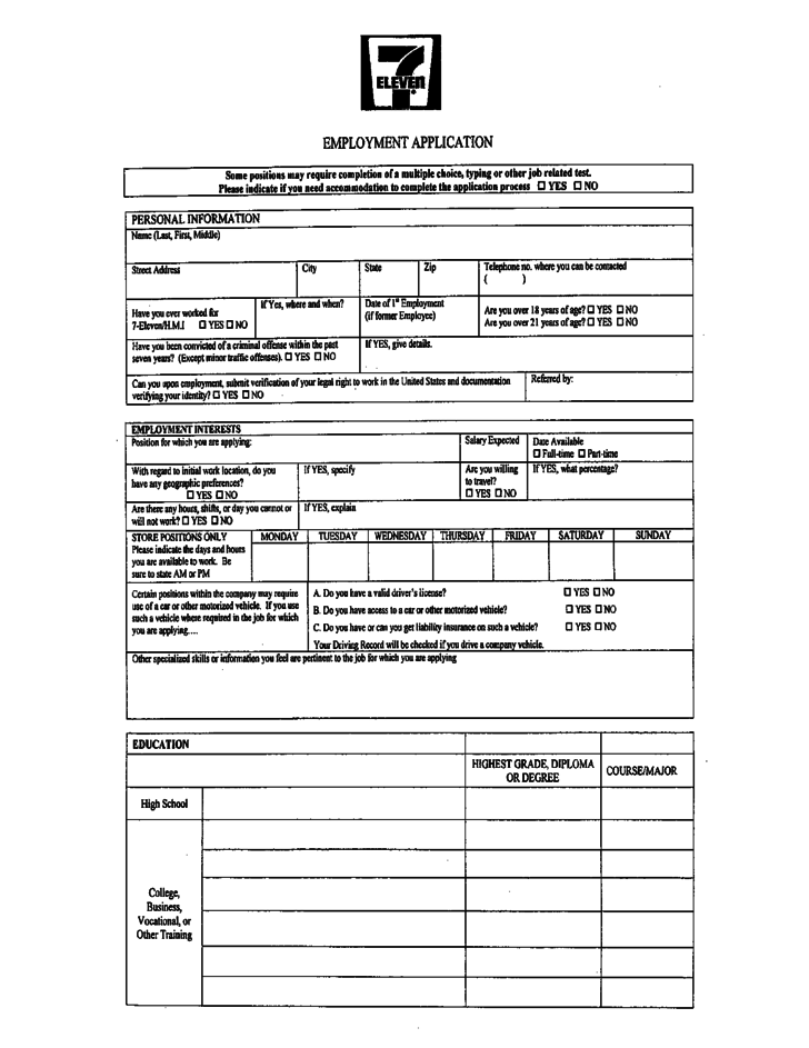 Ronald Ross Wikipedia 7 Eleven Employment Application Form Free Download