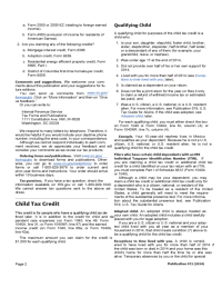 Irs Gov Additional Child Tax Credit Worksheet - but such ...
