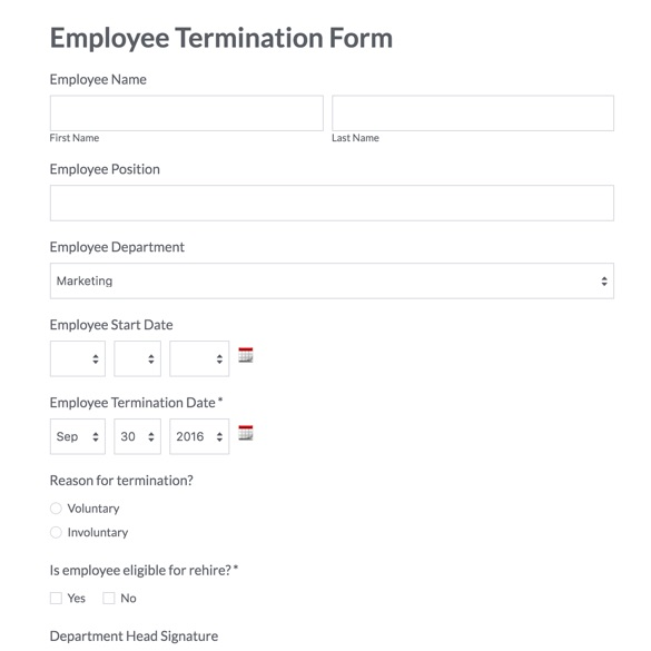 Web Form Templates Customize  Use Now Formstack - feedback forms for employees