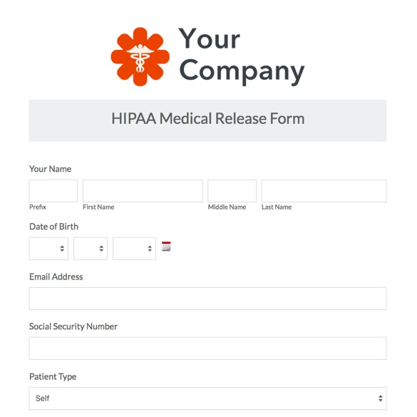Medical Release Forms Texas Medical Release Form Download Free