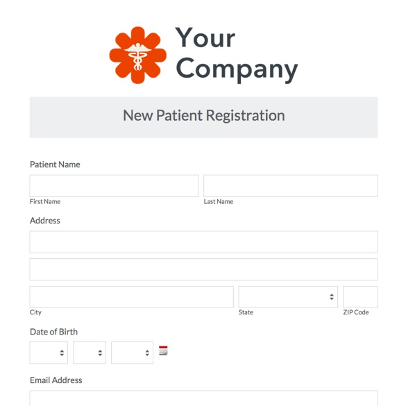 Healthcare Forms Healthcare Form Templates Formstack - medical release of information form template