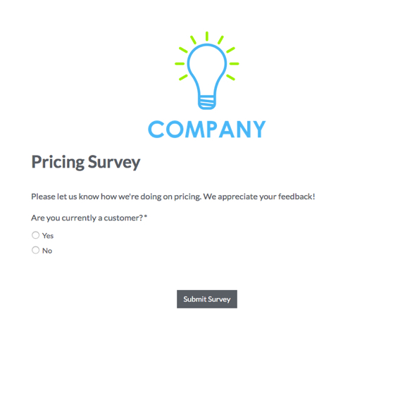 Online Business Forms; Templates for Every Department Formstack - customer form template