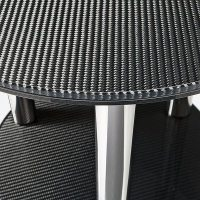 coffee tables - Side table TONDO BC 50 - Formula Carbonio