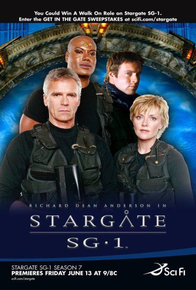 Stargate SG-1. Serie TV - FormulaTV