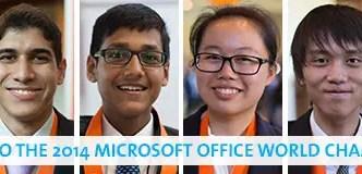 Les grands gagnants d'un concours d'Excel