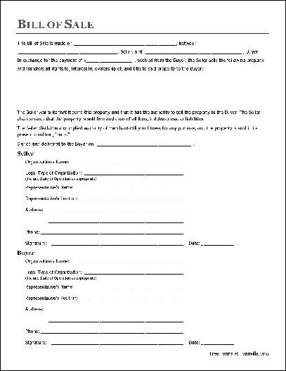 free general bill of sale form pdf - Deanroutechoice