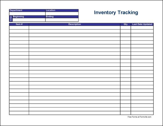 inventory log sheet - Deanroutechoice - inventory sheets printable