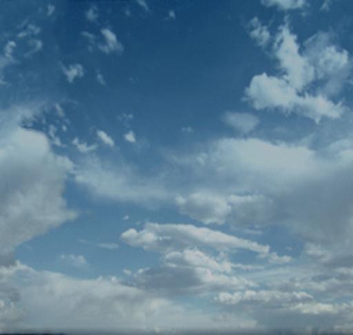 Blender Como crear un fondo de nubes con una imagen y sin imagen - fondo nubes