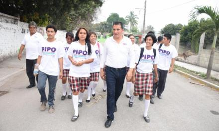 """Rinconada y Carrizal """"pueblos-fantasma""""; """"Pipo"""" de Encuentro Social ofrece cambiar las cosas"""