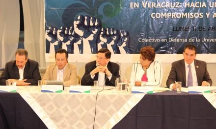 MI RESPALDO ABSOLUTO A LA COMUNIDAD UNIVERSITARIA: MÉNDEZ DE LA LUZ