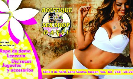 "Boutique & SexShop "" Daysi"""