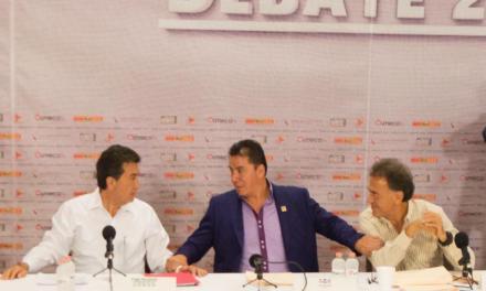 """""""El Pipo"""" Gana Debate de Candidatos a Gobernador en TV"""
