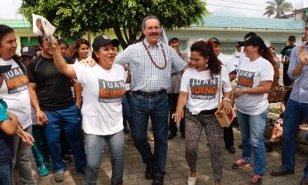 Tiemblan partidos políticos con candidatura Independiente: Juan Bueno Torio