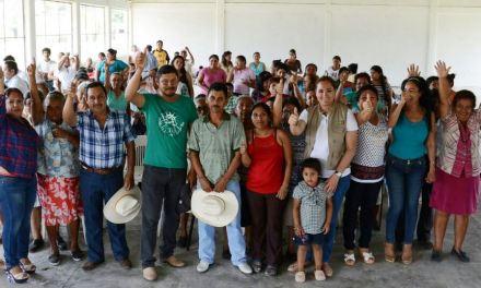 Mejorar los servicios de salud de los ciudadanos, mi compromiso: Michelle Gustin