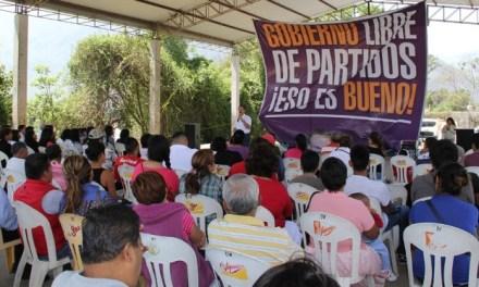Veracruz quiere vivir mejor, en paz y en tranquilidad: Juan Bueno Torio