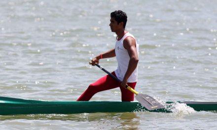 Heliud Pulido, motivado por representar a México en Río 2016