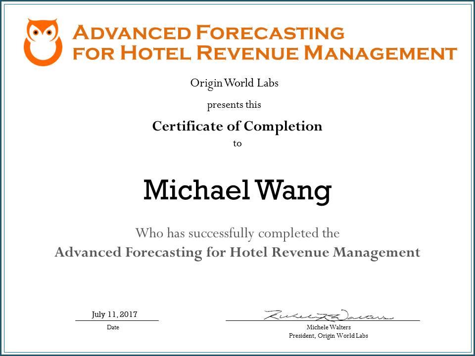 How to Forecast Anything Hospitality Revenue Analytics