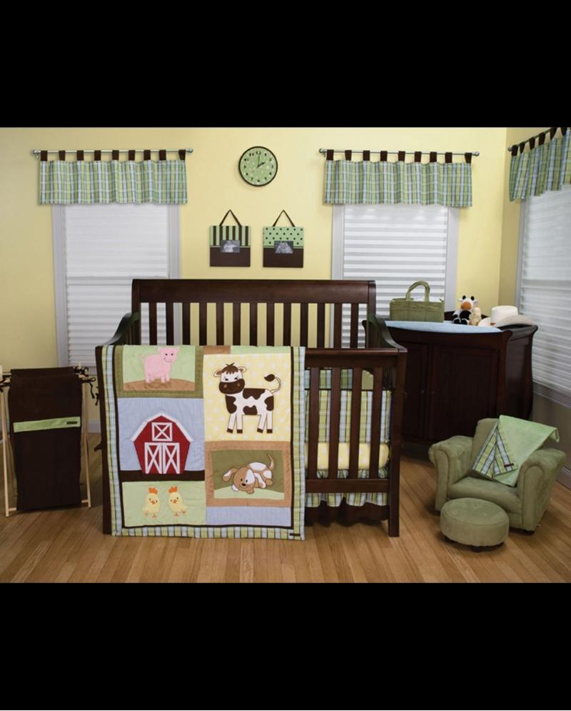 Fullsize Of Crib Bedding Set
