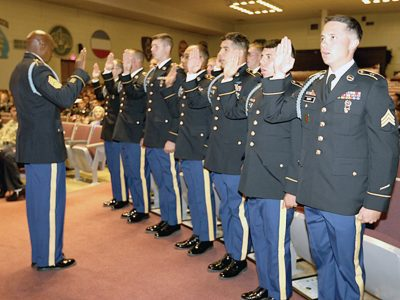 Noncommissioned Officer Corps \u2013 Fort Carson Mountaineer