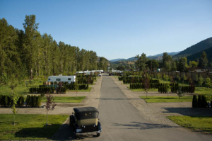 Rv Park Fort Greenwood