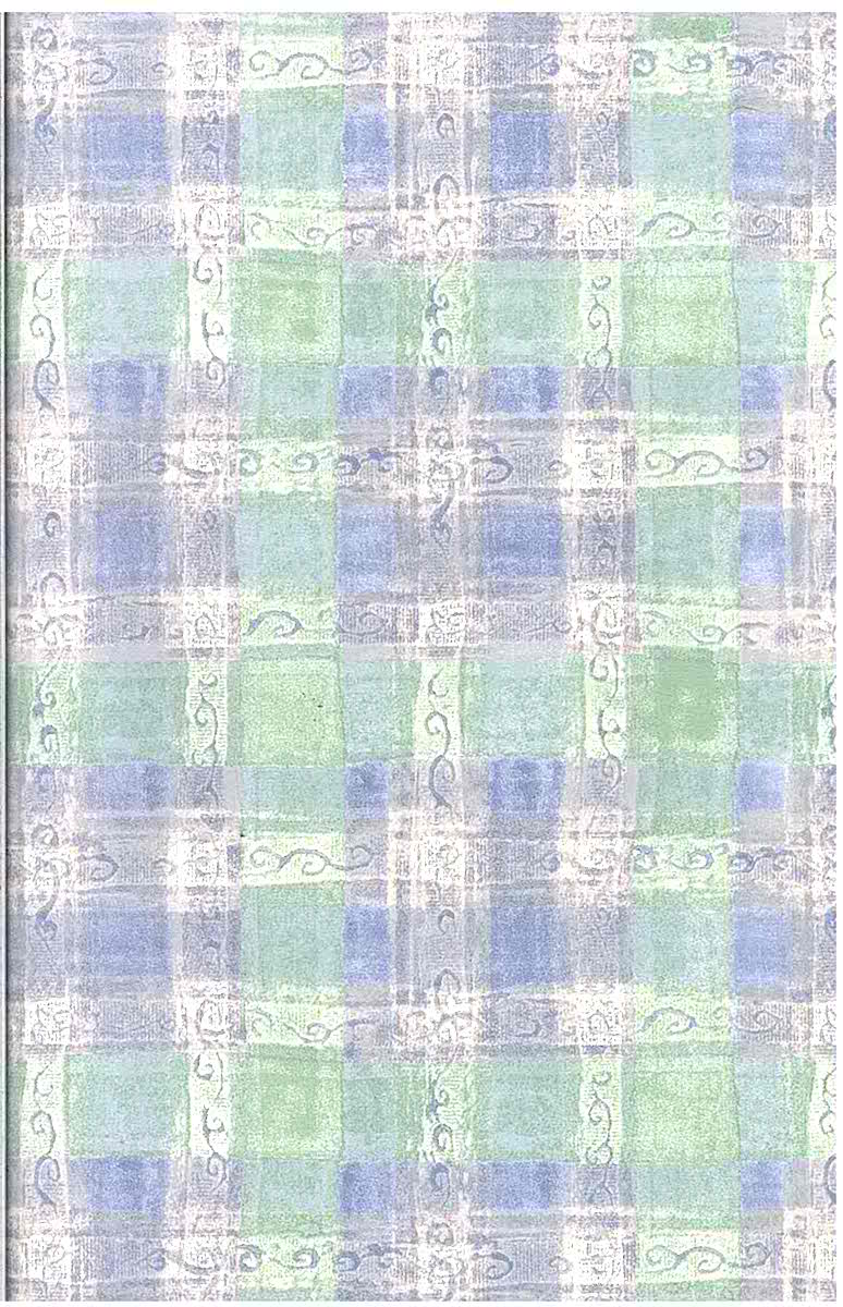 Black And Blue Floral Wallpaper Green Plaid Vintage Wallpaper Blue Pink Off White Hm6607 D Rs