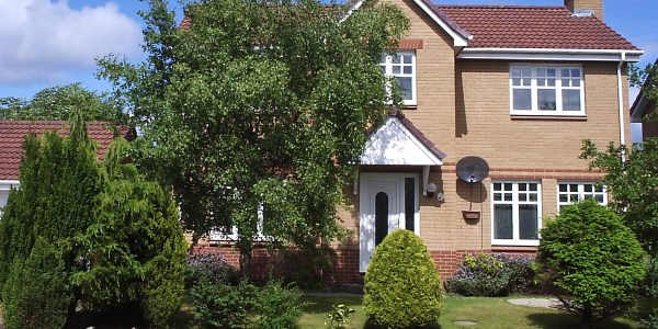 Beautifully presented 4 bed house in Musselburgh