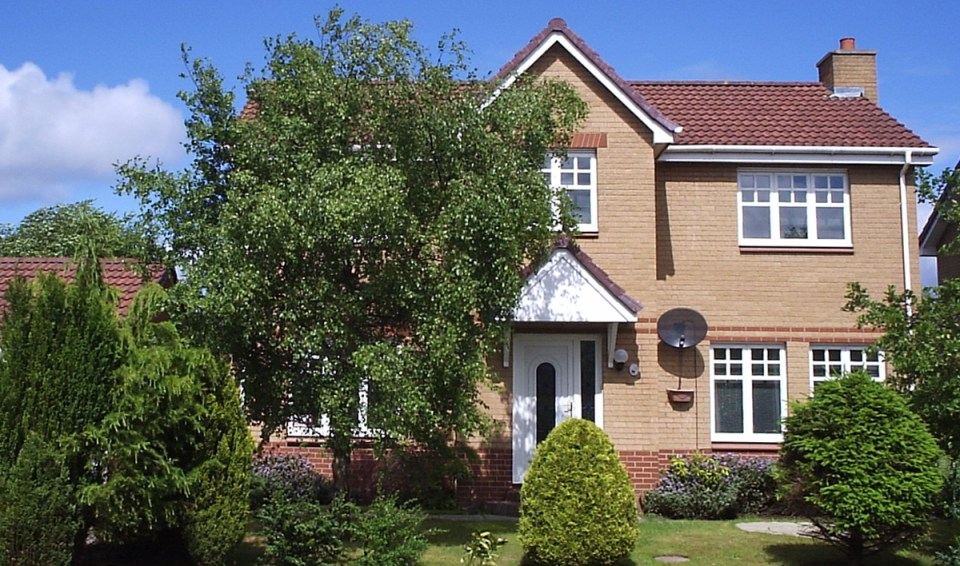 Property 1 is a fabulous home..