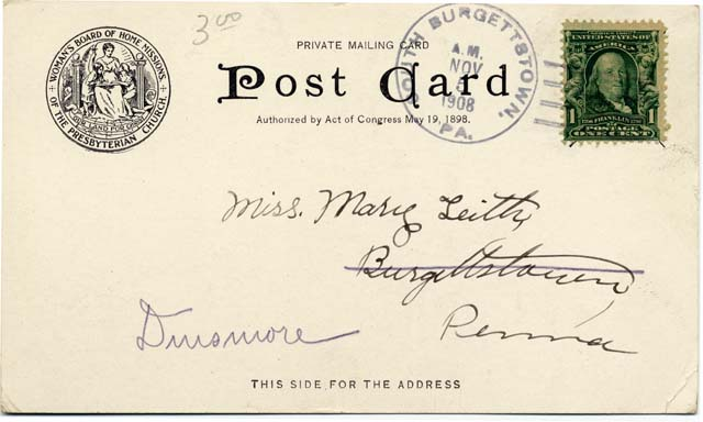 Tips for determining when a US postcard was published