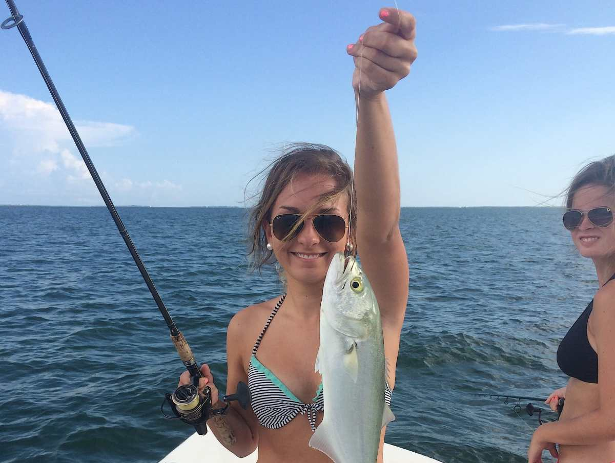 Fort Myers Fishing Report, 7/31/14: Bluefish ~ #FortMyers