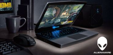 Alienware 13-Header