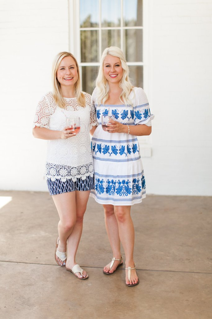 Sister Style | Fourth of July Outfits