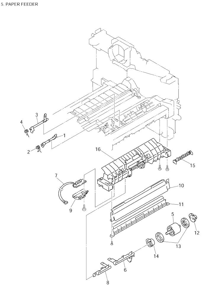 5 wire motor actuator diagram