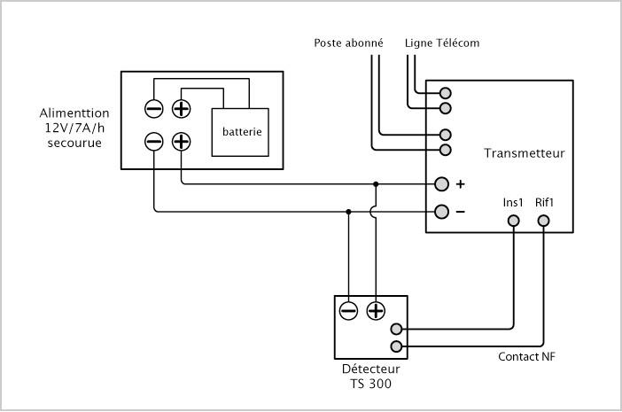 motorcycle alarm system schema cablage