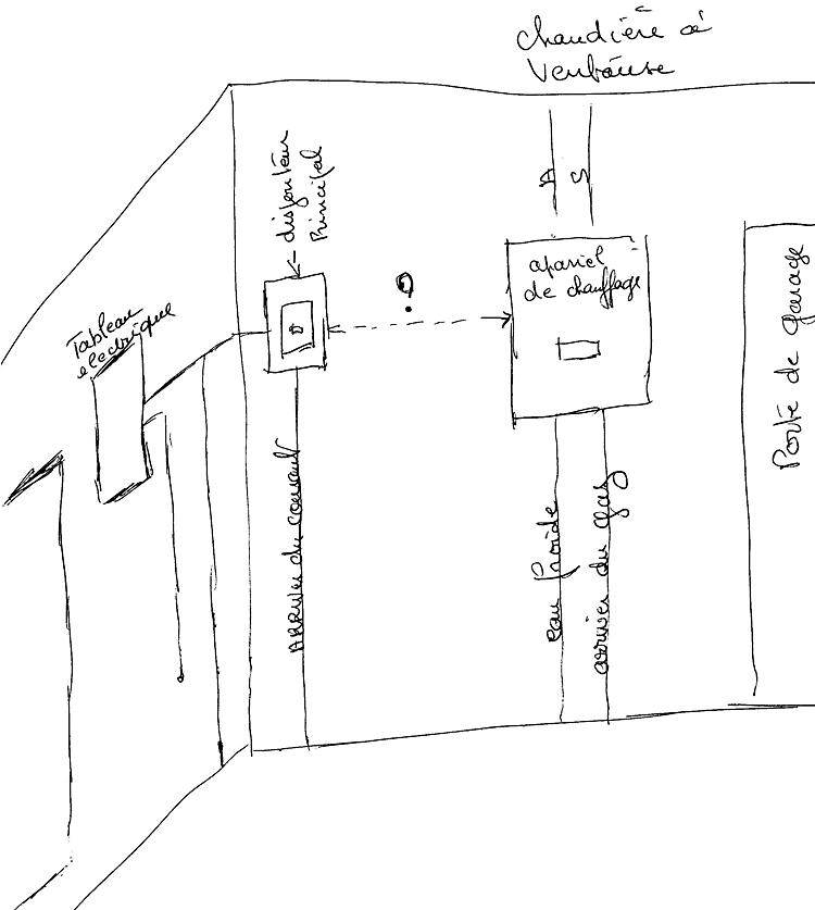gaz schema cablage d un dismatic