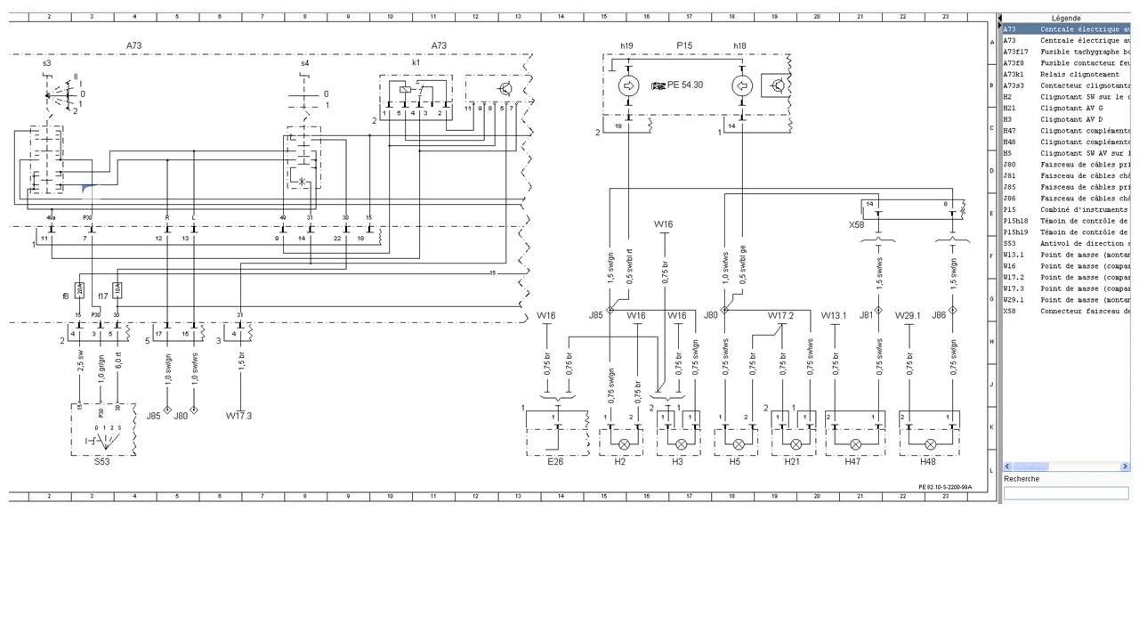 mercedes benz schema moteur electrique pdf