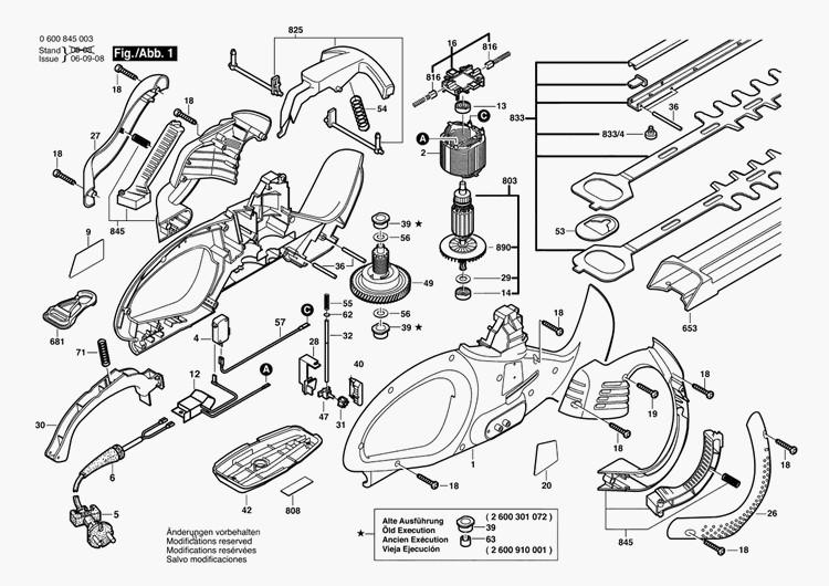 yanmar 1500 Schema moteur