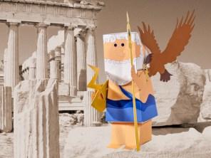 Historicals Gottheit Jupiter - Zeus