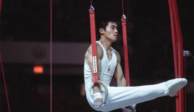 Shun Fujimoto and Olympic Perseverance