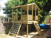 backyard forts - 28 images - ideas unique backyard forts ...