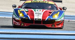 World Endurance Championship – testy Paul Ricard