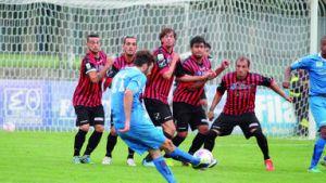 2013-14 8a giornata Prato-nocerina 4-1 (La Città)