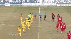 2013-14 20a giornata Grosseto-Nocerina 2-1