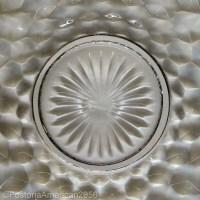 Handled Cake Plate   Fostoria American Glassware - Line #2056