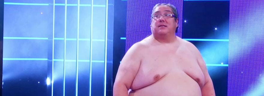 """El impresionante cambio que tuvo el 'gordito' de """"Morandé Con Compañía"""" en """"Peso Pesado"""""""