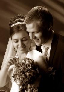 Brautpaar_sepia