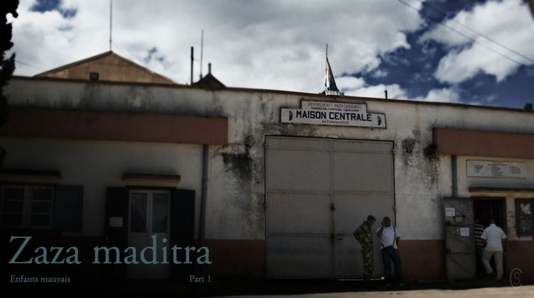 Antanimora prison, Antananarivo, Madagascar